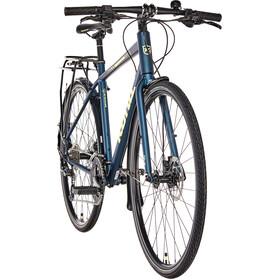Kona Dew Deluxe Trekkingcykel blå